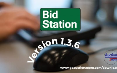 BidStation 1.3.6 Update