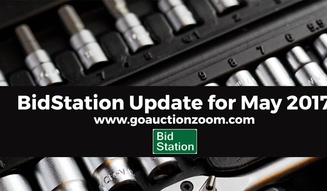 BidStation 1.3.5 update now available