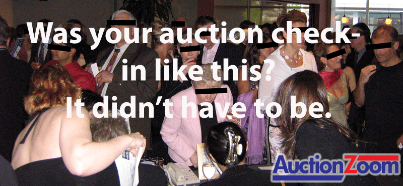 How to Have a Great Silent Auction Check-in with ExpressPay