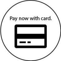Pay now online (card)