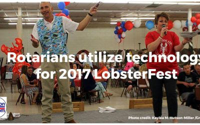 Wisely Benefit Auctions Rocks Rotary LobsterFest